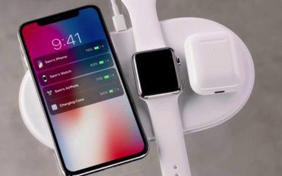 Avec AirPower, Apple a désormais son chargeur sans fil