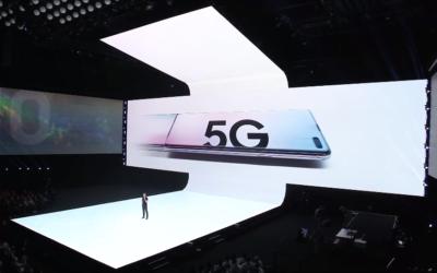 La 5G arrive bientôt sur le marché grâce à Samsung