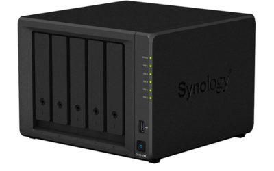 Synology NAS Disk Station DS1019+ (5 baies)